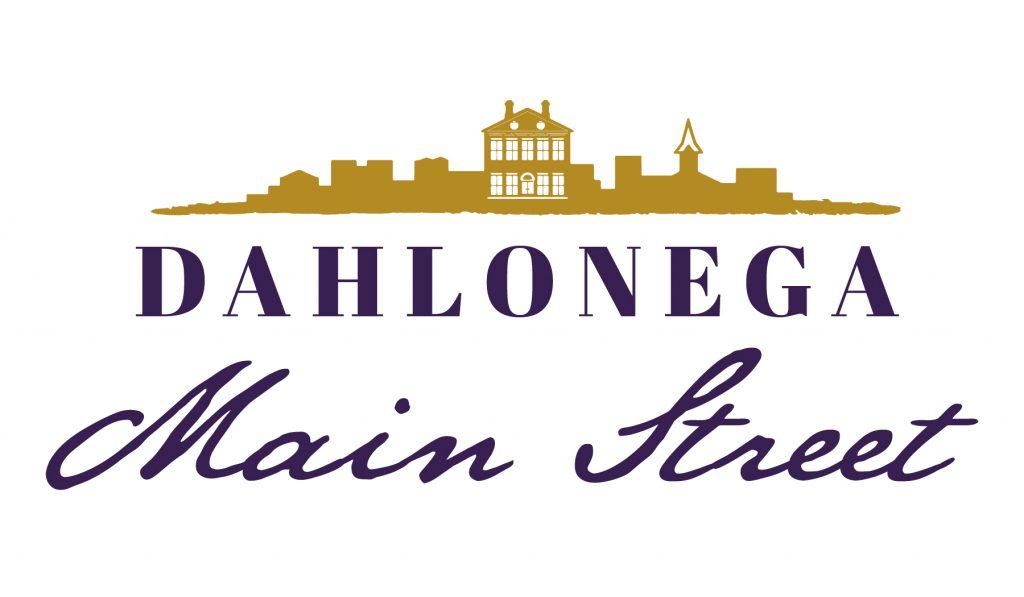 Dahlonega Main Street Logo